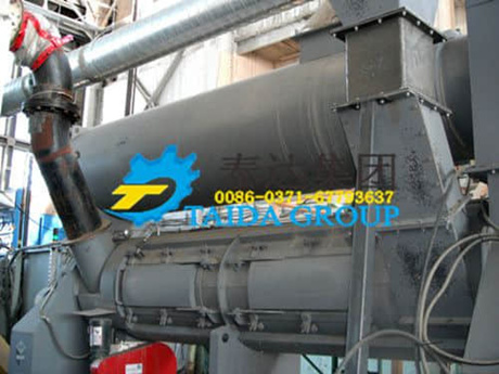 OSC Rotary Wing Dryer