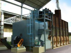 Chain Indirect Hot Air Furnace
