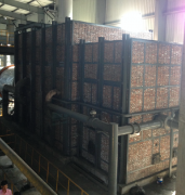 Coal Combustion Furnace